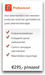 Adwords pakket 3